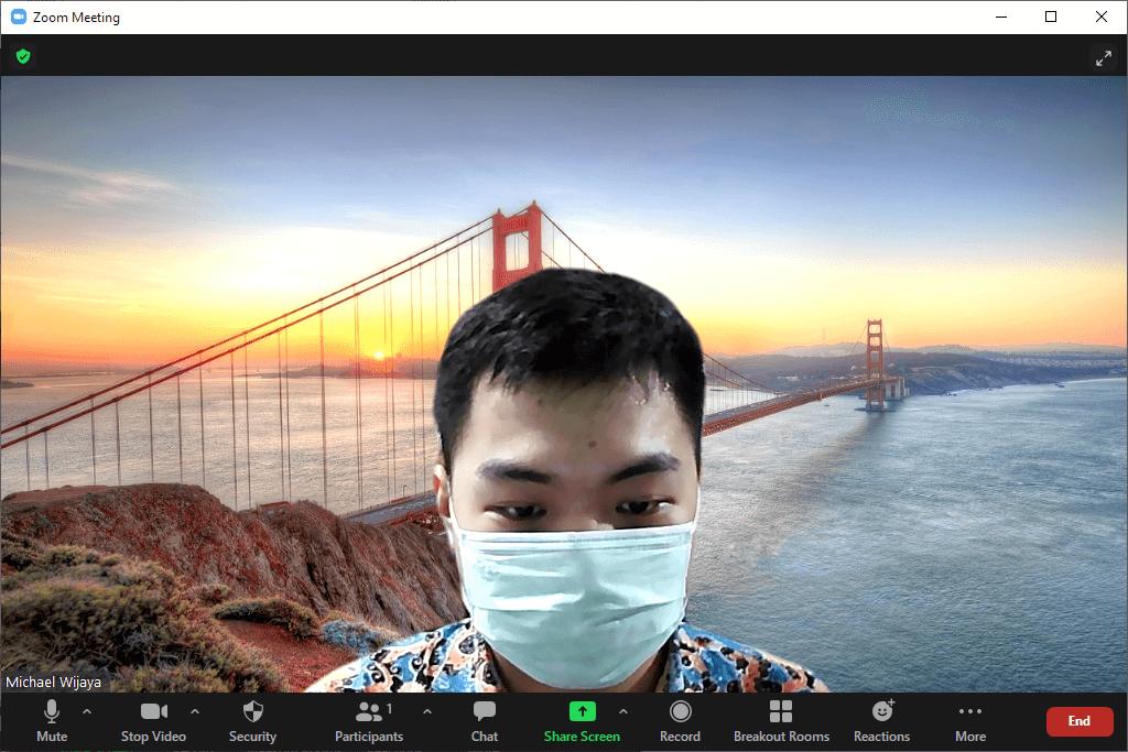 Cara Mengganti Virtual Background Zoom Di Hp Dan Komputer Nitrotekno